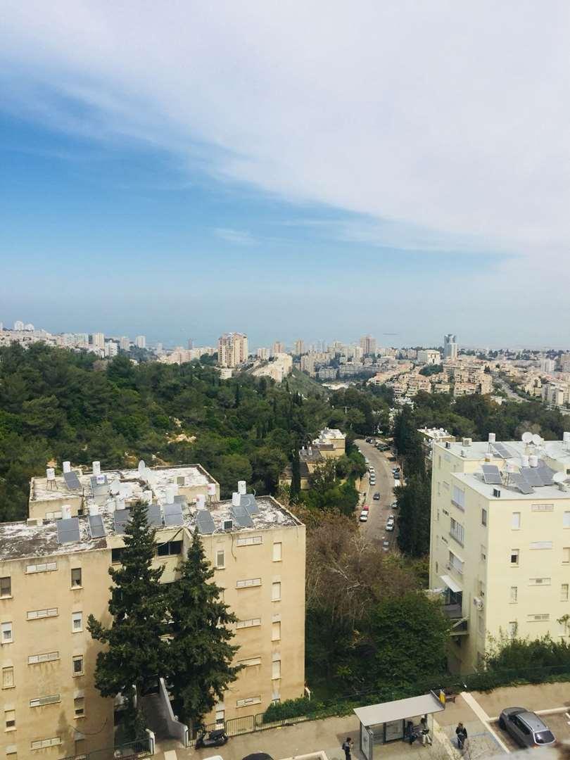 דירה, 1 חדרים, יהודה בורלא, חיפה