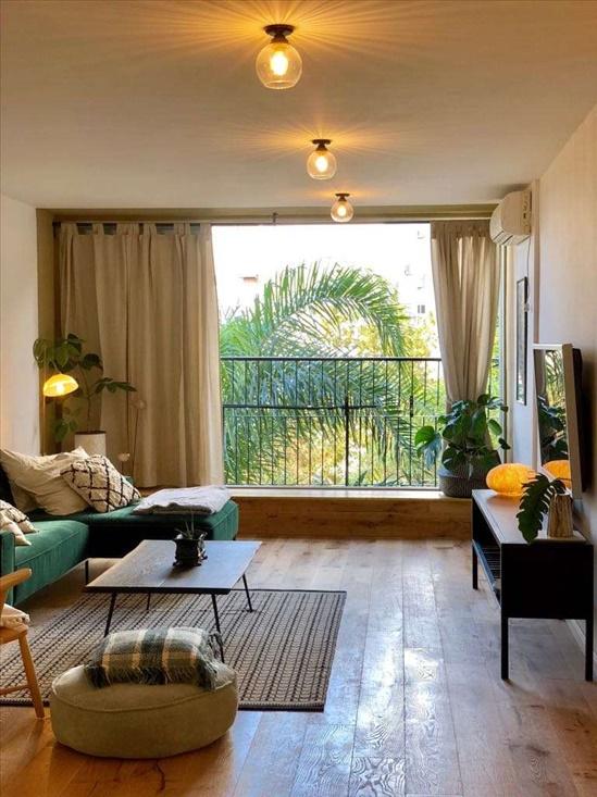 דירה להשכרה 3 חדרים בתל אביב יפו עיר שמש צהלה