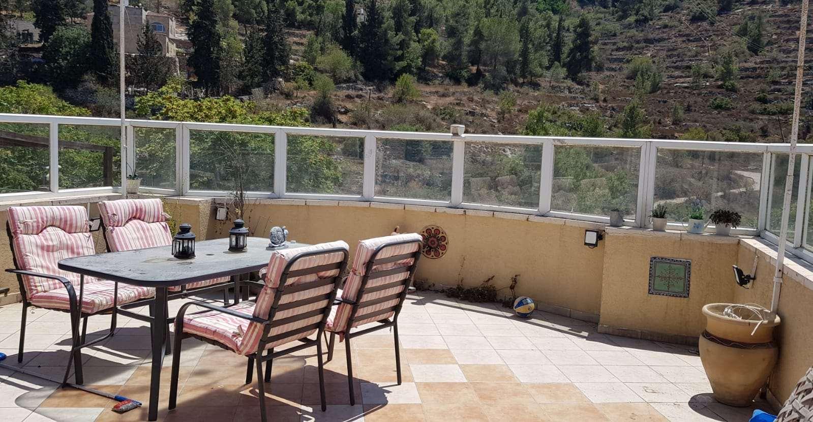 תמונה 1 ,בית פרטי 3.5 חדרים עין כרם הדפנה 5 ירושלים
