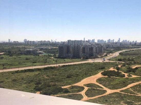 דירה להשכרה 1 חדרים בתל אביב יוניצמן 1 קו ראשון לים