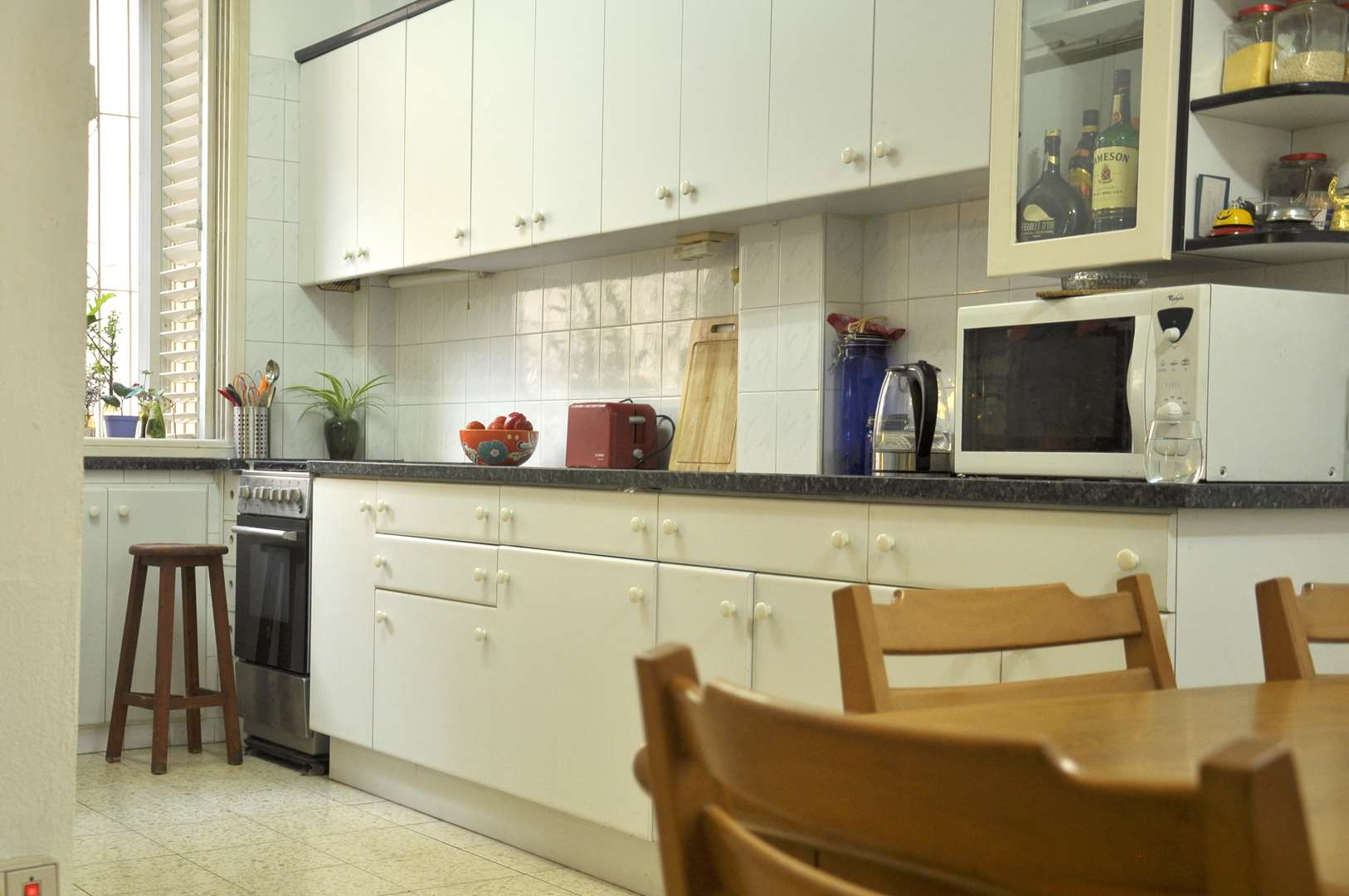 תמונה 2 ,דירה 3.5 חדרים ארלוזורוב גבול גבעתיים רמת גן