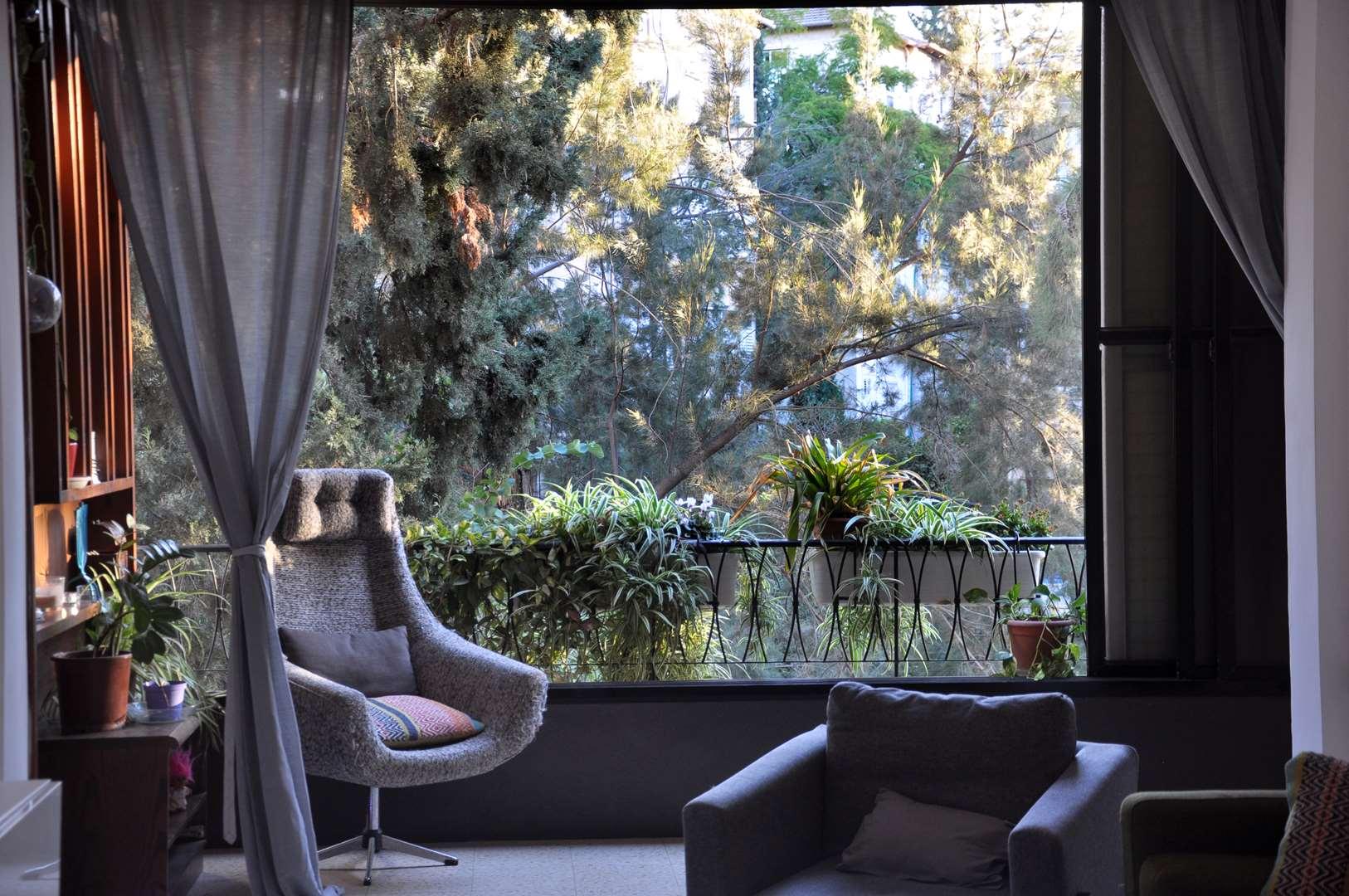 תמונה 4 ,דירה 3.5 חדרים ארלוזורוב גבול גבעתיים רמת גן