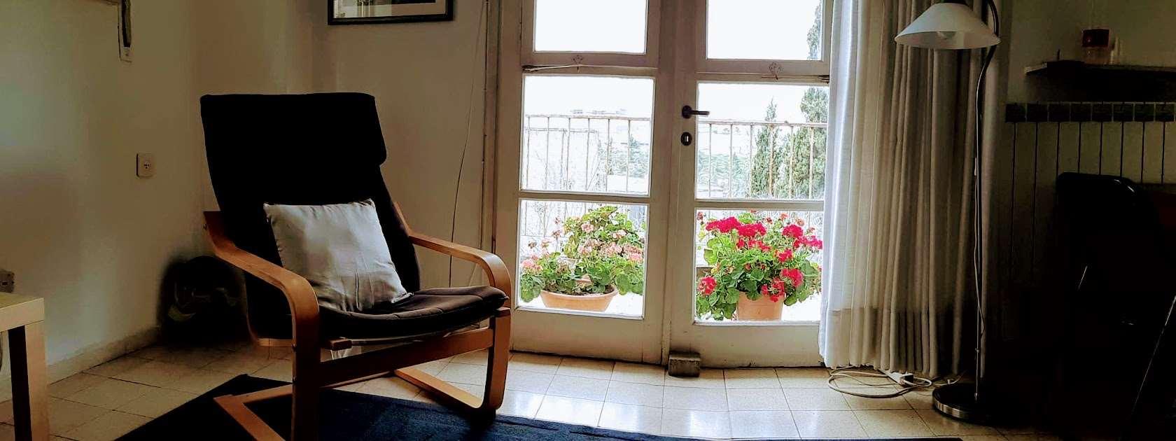 דירה, 1 חדרים, הארזים, ירושלים