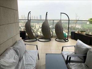 דירה להשכרה 5 חדרים ברמת גן הצלע 9