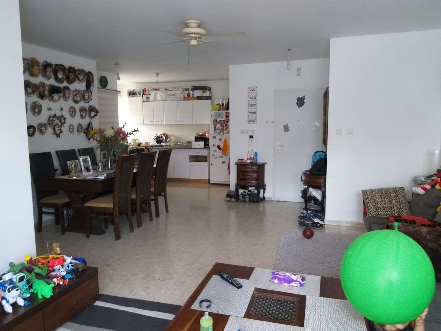 דירה, 4 חדרים, צבי ישי, יהוד מונ...