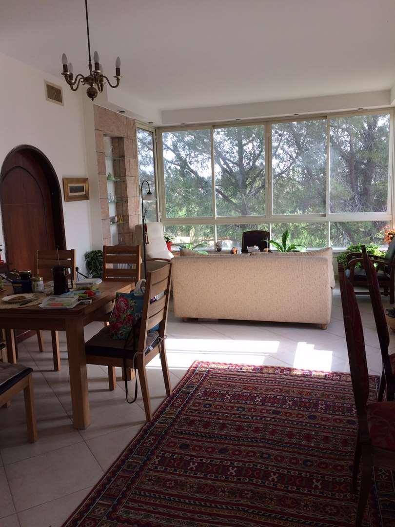 תמונה 4 ,דירה 4 חדרים כספי צפון תלפיות  ירושלים
