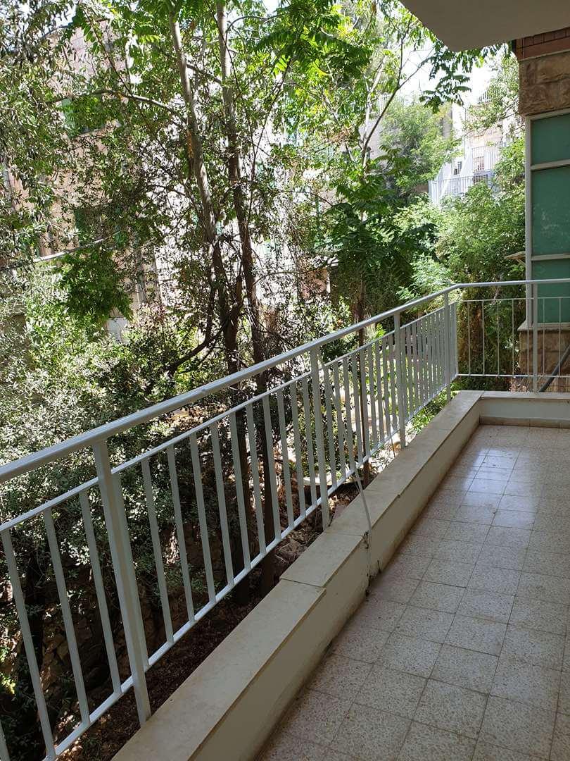דירה, 3.5 חדרים, שמשון 13, ירושלים