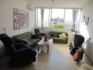 דירה להשכרה 3 חדרים בקרית אונו השקד