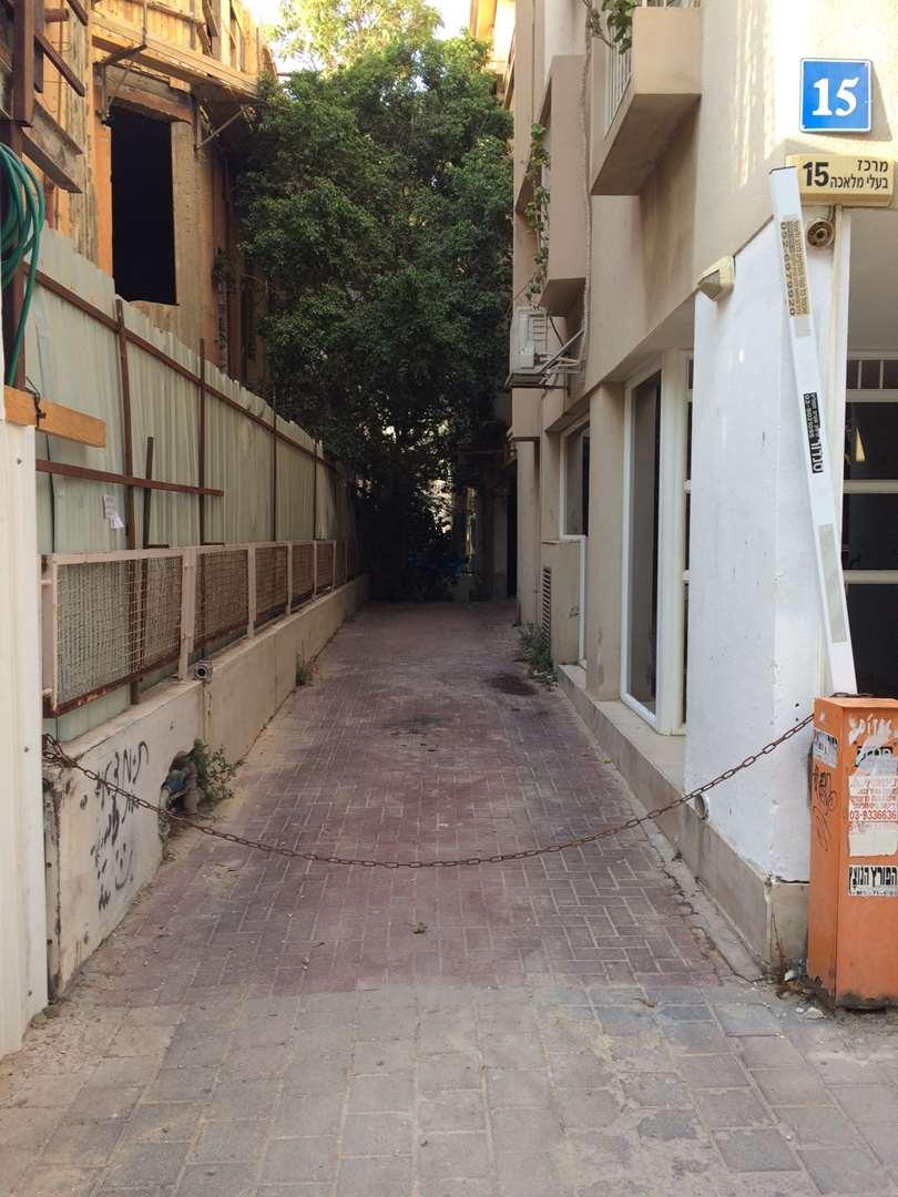 תמונה 4 ,דירת גג 3.5 חדרים מרכז בעלי מלאכה  תל אביב יפו