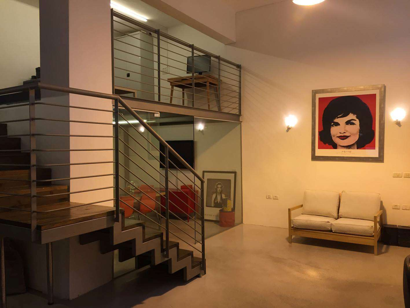 דירת סטודיו להשכרה