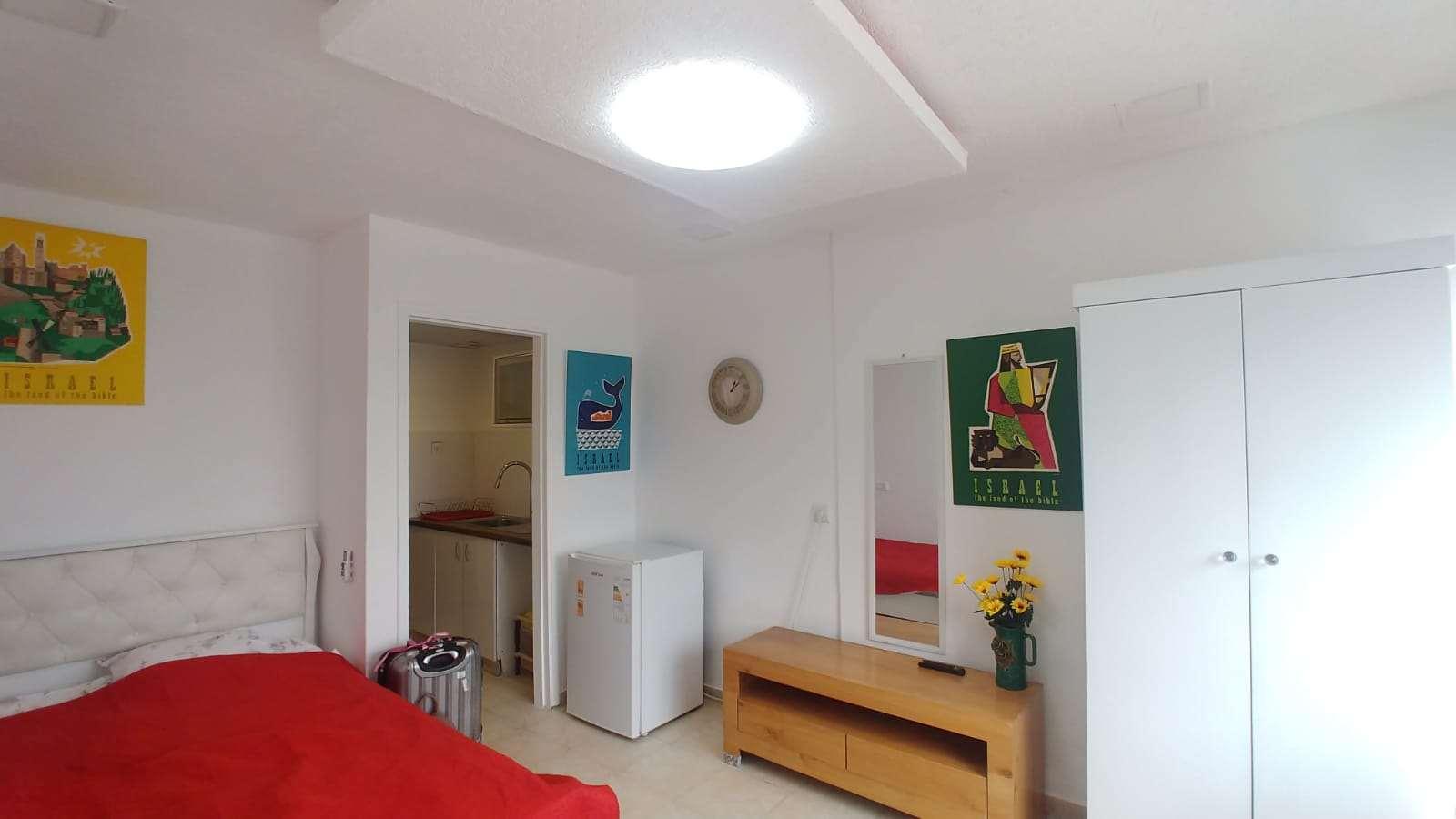 דירה, 1 חדרים, הבנים 5, טבריה