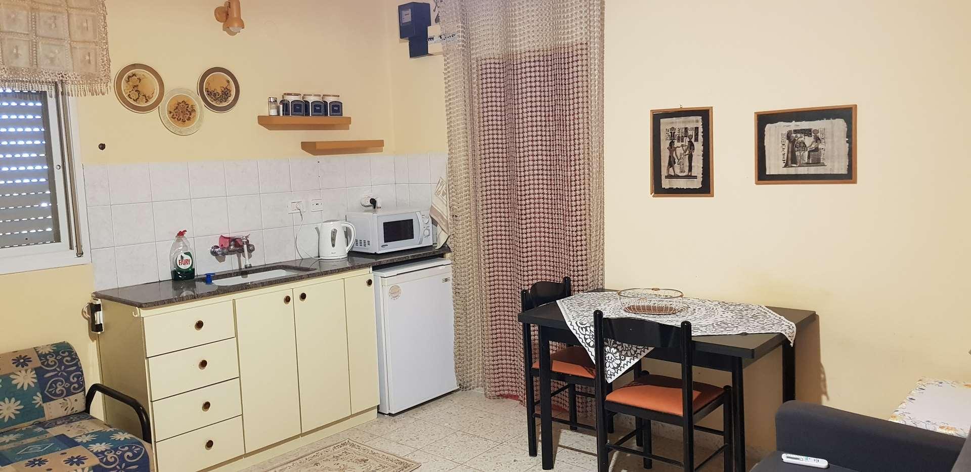 דירה, 1 חדרים, גומא, כפר ורדים