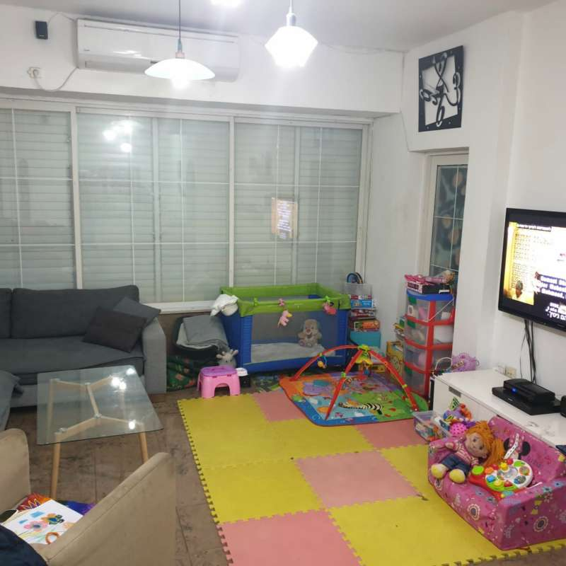 דירה, 3 חדרים, אמיל זולא, חיפה