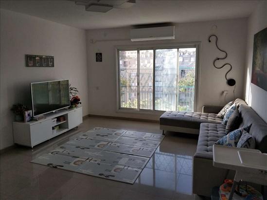 דירה להשכרה 4 חדרים בבאר שבע בני אור שכונה ב