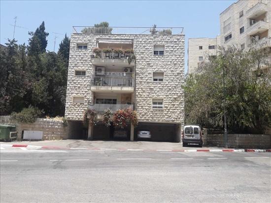 דירה להשכרה 4 חדרים בירושלים הפורצים קטמון הישנה