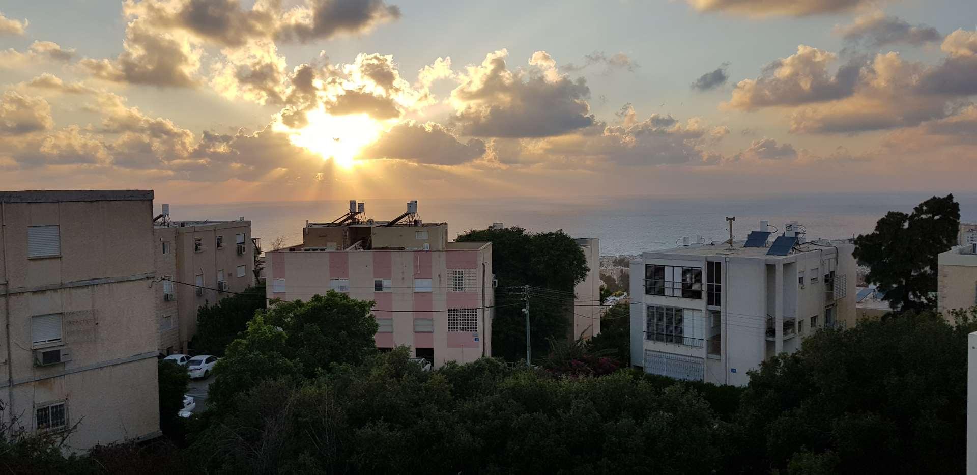 דירה, 4 חדרים, חרוב, חיפה
