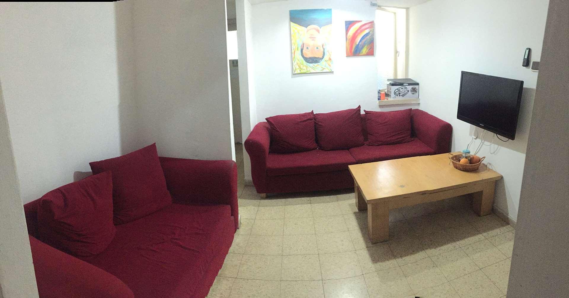 דירה, 4 חדרים, חיים לבנון, תל אב...