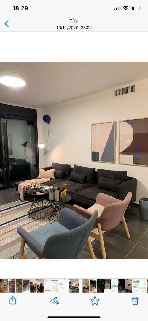 דירה להשכרה 4 חדרים בתל אביב יפו 1331