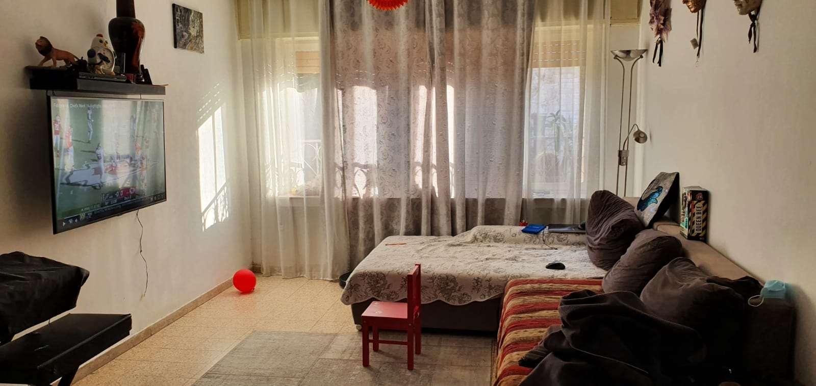 דירה להשכרה 3.5 חדרים בירושלים קדיש לוז רמת שרת