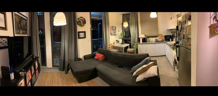דירה, 2 חדרים, עקיבא אייגר 12, ת...