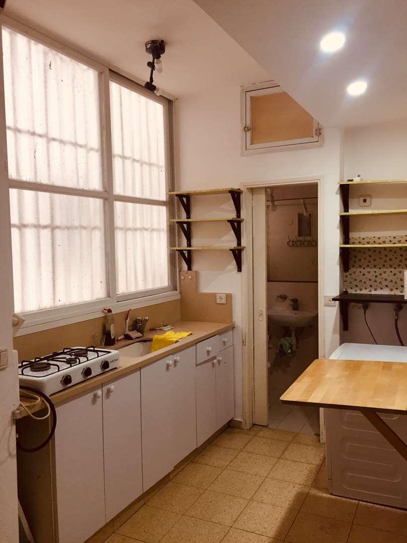 דירה, 2 חדרים, עין חרוד, תל אביב...