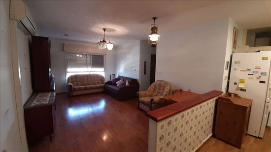 דירה להשכרה 3 חדרים בלוד אדמונית גני אביב