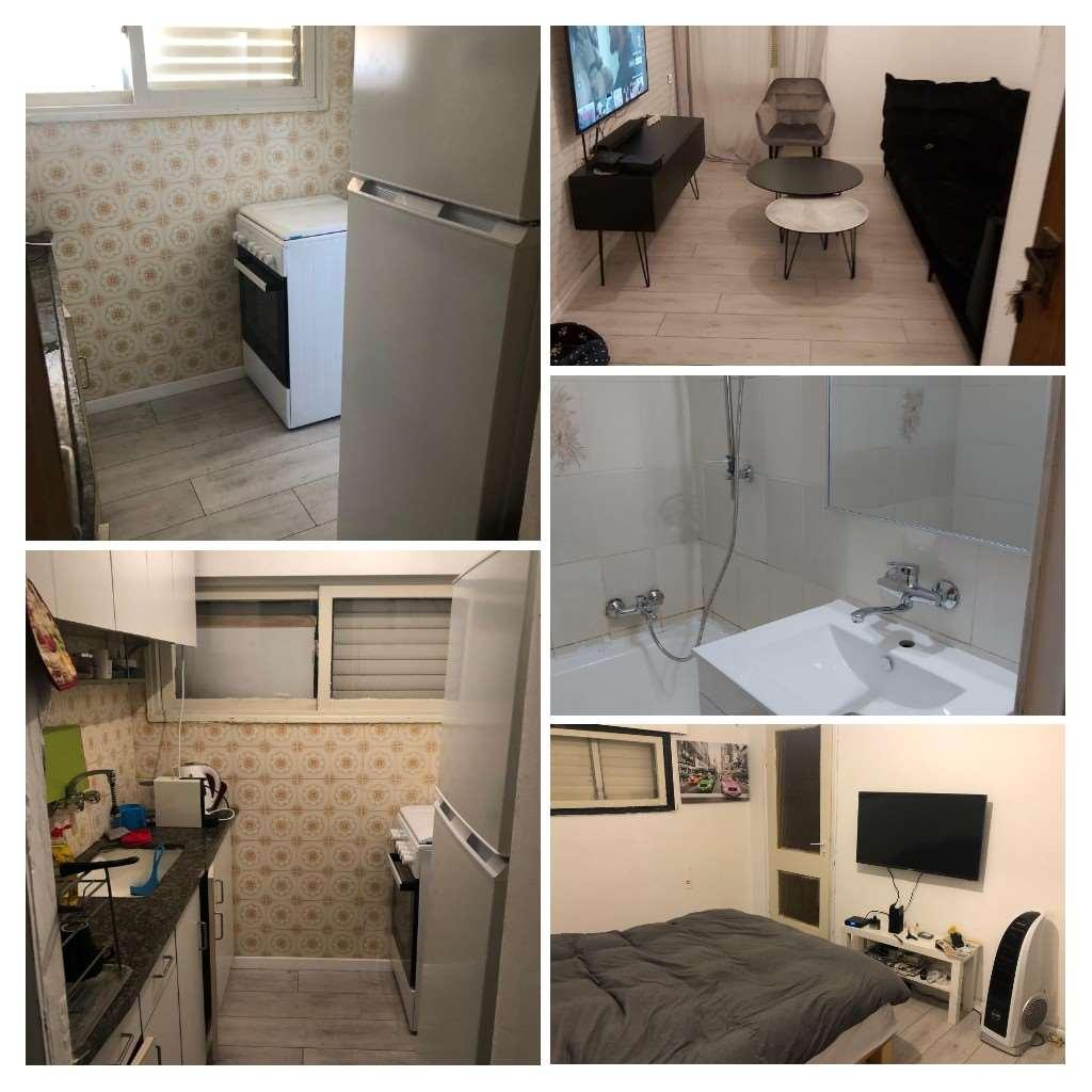 דירה להשכרה 2.5 חדרים ברחובות ההגנה אבני חן