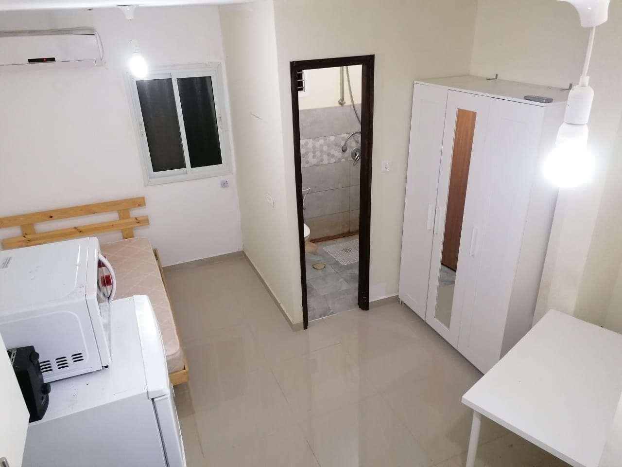 יחידת דיור להשכרה 1 חדרים בבאר שבע סנהדרין ד