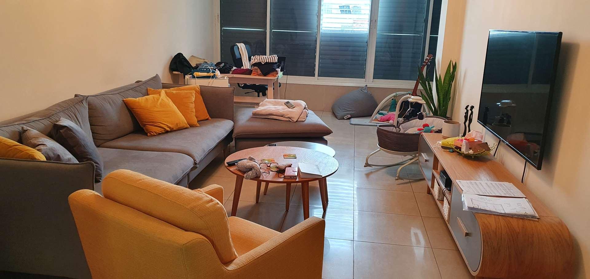 דירה, 3 חדרים, כנפי נשרים, רמת גן
