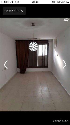 דירה להשכרה 1 חדרים בחיפה דגניה