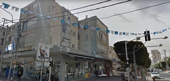 דירה להשכרה 3 חדרים בחולון יהושע חנקין 47 אגרובנק
