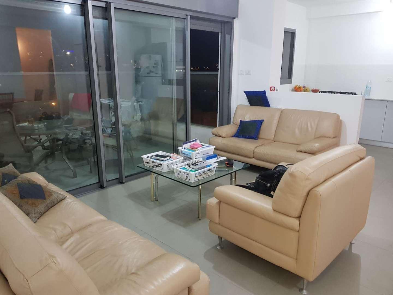 דירה להשכרה 5 חדרים בקרית אונו יהודה הלוי פרוייקט צמרת