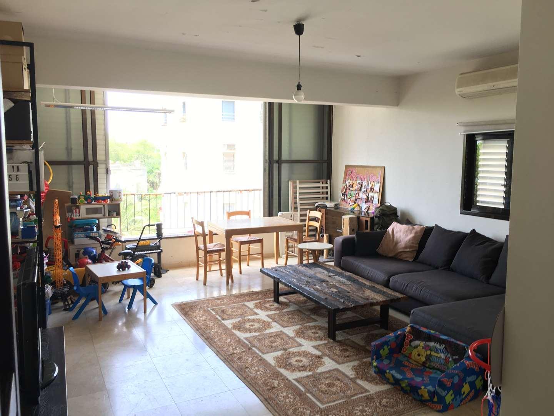 דירה להשכרה 3 חדרים בתל אביב יפו הרב צירלסון