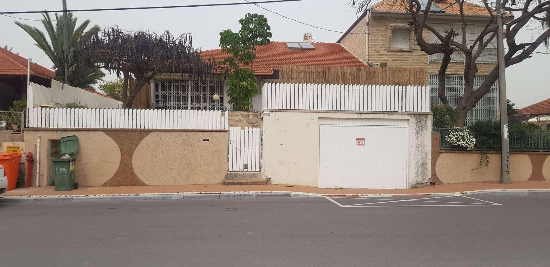 בית פרטי להשכרה 4 חדרים בגדרה ראובן נווה שולמית