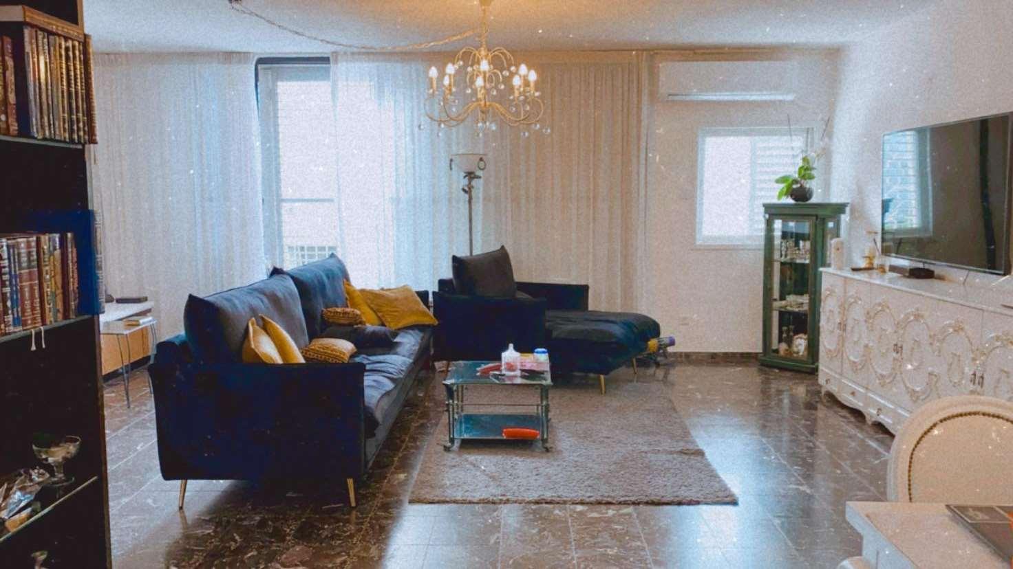 דירה להשכרה 4 חדרים בתל אביב יפו הרב גליקסברג