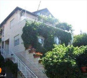דירה להשכרה 4 חדרים בירושלים יורדי הסירה