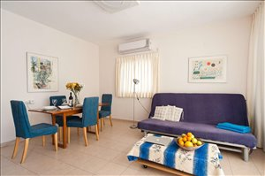 דירה להשכרה 2 חדרים בתל-אביב הושע הנביא