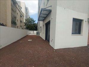 דירת גן להשכרה 4.5 חדרים בגבעתיים צהל
