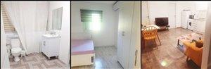 דירה להשכרה 2 חדרים באילת שדרות חטיבת הנגב