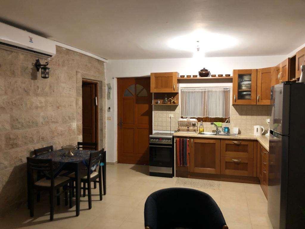יחידת דיור להשכרה 2 חדרים בירושלים השופט בנימין רמת דניה