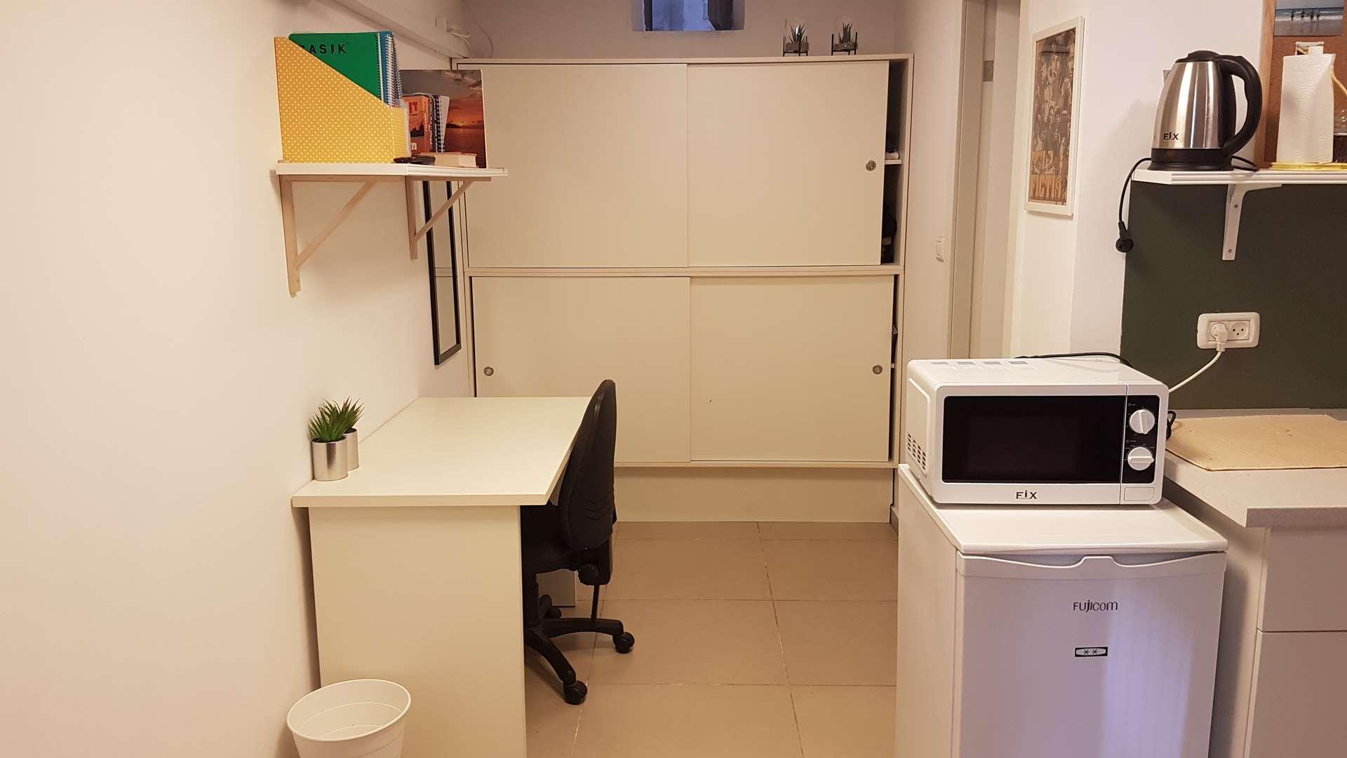 דירה להשכרה 1 חדרים בחיפה פליק