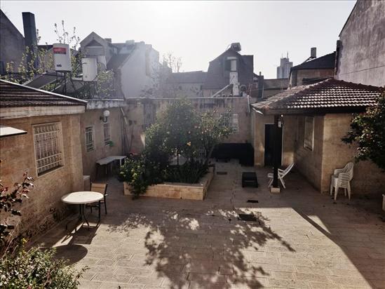 דירת גן להשכרה 2 חדרים בירושלים יוסף חיים נחלאות