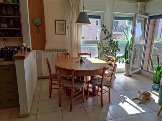 דירה להשכרה 4 חדרים בירושלים גד טדסקי