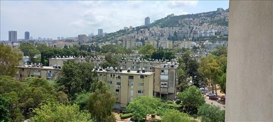 דירה להשכרה 4 חדרים בחיפה שדרות המגינים קרית אליעזר