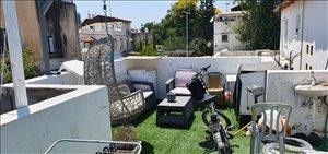 דירת גג להשכרה 2 חדרים בחולון הסנהדרין