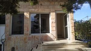 דירה להשכרה 3.5 חדרים בחדרה רמב''ם