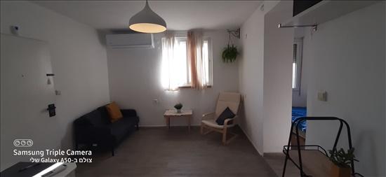 דירה להשכרה 1.5 חדרים בירושלים דוד המלך ממילא