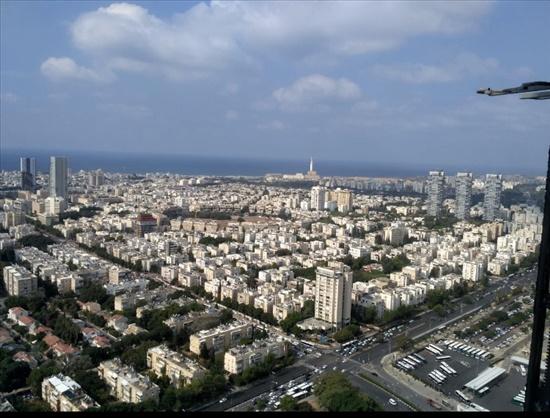 דירה להשכרה 4 חדרים בתל אביב יפו דרך מנחם בגין מרכז העיר