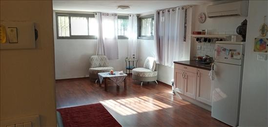 יחידת דיור להשכרה 2 חדרים בפרדס חנה - כרכור המייסדים  יובלים