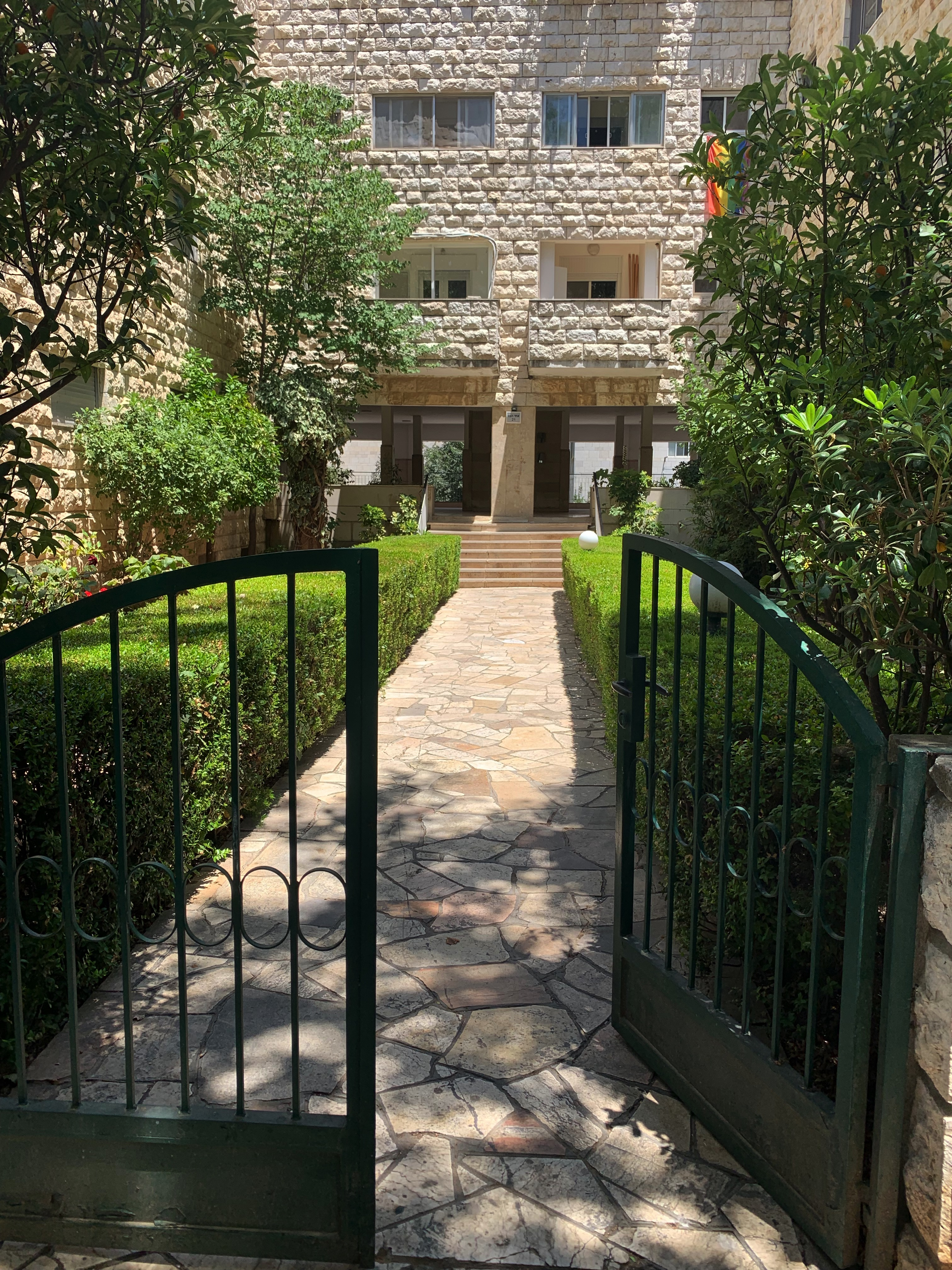 תמונה 1 ,דירה 4.5 חדרים אחד העם טלביה ירושלים